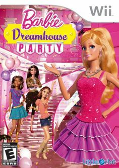 Amazon.com: Barbie: Life in the Dreamhouse - Nintendo Wii: Video Games