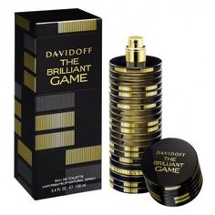 Davidoff The Brilliant Game for Men 100 ML Eau De Toilette by Davidoff, Please visit www.perfumesouq.com for more info.