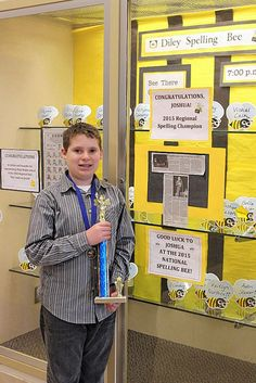 After convincing his mother to change schools so he could pursue a dream to compete in the Scripps National Spelling Bee, a Pickerington sixth-grader has qualified to do just that.