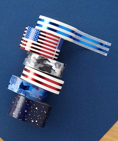 Look at this American Foil Tape Set on #zulily today!