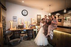 Upton Barn & Walled Garden wedding venue in Devon