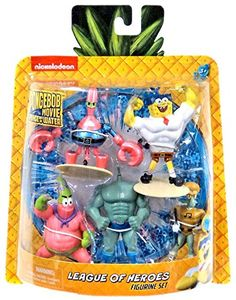 Spongebob Squarepants The Spongebob Movie Sponge Out Of Water League of Heroes Mini Figure Nickelodeon Spongebob, Lego Spongebob, Happy Birthday Drawings, Pikachu Cake, League Of Heroes, Batman Gifts, Fisher Price Toys, Pokemon, My Little Baby