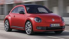 Slug Bug Red I must have!