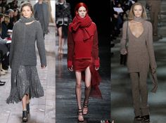 TOP 10 TRENDS AT NEW YORK FASHION WEEK FALL 2014 CHUNKY KNITS E-NEWS
