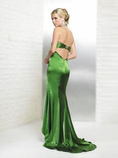 this style is my wedding dress, but the color is different, which means i could actually wear it to something!!! the back part of it anyways...I LOVE IT!