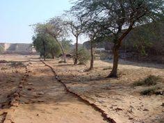 inner  path of  fort