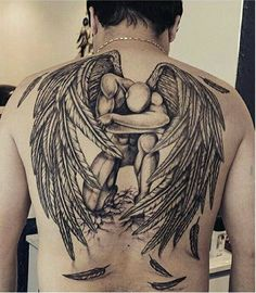 Tatto ángel