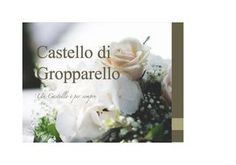 Castello di Gropparello Wedding