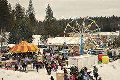 Winter Carnival Photos - McCall Winter Carnival - McCall Idaho