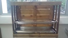 #rustic #dish rack drainer #diy #singapore For business enquires please email: danjoywoo@gmail.com