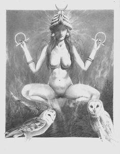 Sorceress : Photo