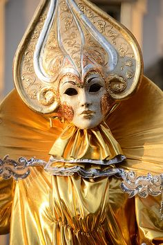 Carnaval Vénitien 2014 | Flickr - Photo Sharing! ~ Ʀεƥɪאאεð вƴ ╭•⊰✿ © Ʀσxʌאʌ Ƭʌאʌ ✿⊱•╮
