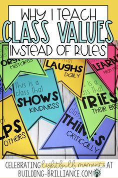 Confession: I don& have any rules in my classroom. Not a single one. Before you roll your eyes, hear me out. My son is Which . 3rd Grade Classroom, Middle School Classroom, Classroom Rules, Classroom Behavior, Future Classroom, Classroom Organization, Classroom Decor, Classroom Agenda Board, Superhero Classroom Door