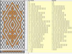 40 tarjetas, 3 colores, completa dibujo en 48 movimientos // sed_989 diseñado en GTT༺❁                                                                                                                                                                                 More