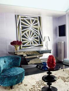 Living room- Rafael de Crdenasltd London