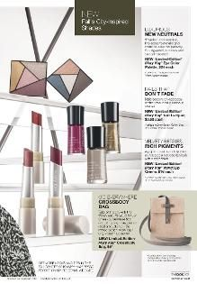Check out the fabulous new and limited citi inspired in the Mary Kay® eCatalog! The Look Page 7