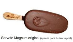 Magnum Ice, Magnum Paleta, My Recipes, Cooking Recipes, Fruit Popsicles, Recipes From Heaven, Kefir, Ice Cream Recipes, Chocolate