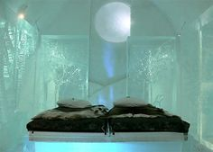 Ice Hotel Sweden Rooms   Ice Hotel in Sweden   Booking Advisor Official Blog