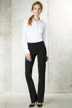 Essential Straightcut Suit Pant