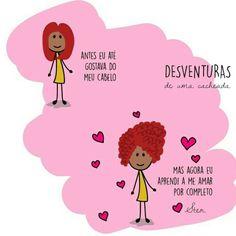 """""""❤ #belezacacheada #intimasdaray #instabgs #cachosbra"""""""