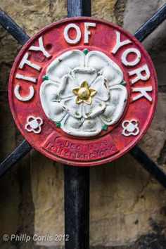City of York, England.
