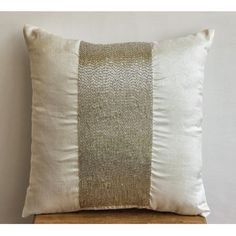 Decorative Throw Pillow Cover Accent Pillow by TheHomeCentric, $28.80