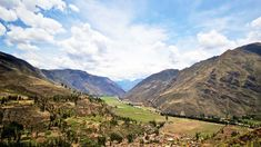 Sacred Valley of the Incas. Best Places To Travel, Cool Places To Visit, Places To Go, Cusco Peru, Peru Travel, Luxury Holidays, Luxury Travel, Vacation, Summer