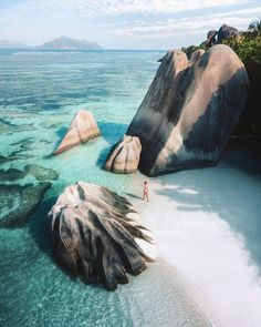 The seychelles photographer: emmett sparling vacation list, vacation travel, travel goals, travel Places To Travel, Travel Destinations, Places To Visit, Africa Destinations, Vacation Places, Places Around The World, Around The Worlds, Les Seychelles, Seychelles Beach