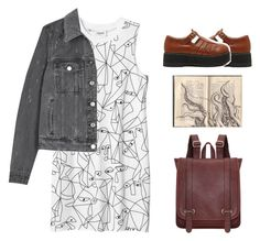 """224"" by bastille-anna ❤ liked on Polyvore featuring Monki and Givenchy"