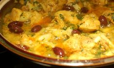 Chicken with Preserved Lemon Tagine, from The Perfect Pantry