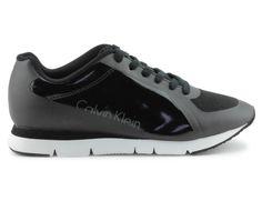 obuwie sportowe calvin klein jeans re9473tilly black Calvin Klein Jeans, Sneakers, Model, Shoes, Black, Fashion, Tennis, Moda, Slippers
