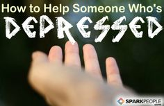 """As a person who has had to cope with depression most of my life, I feel that everyone should read this article. So many people know someone who has struggled with depression... a family member, friend, neighbor, co-worker... and having basic information on how to help would be helpful & reassuring. Thanks for a great article."" Repin! You never know when you may need this! 
