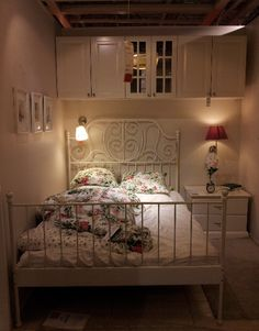 Ikea bedroom leirvik bed Source by Next Previous Never iron your bed sheets ♡ .Ikea D Kitchen Planers Ikea Cabinets Ikea Kitchen… Ikea Design, Design Design, Cute Bedroom Ideas, Room Ideas Bedroom, Decoration Bedroom, Ikea Bedroom, Master Bedroom, Cozy Room, Interior Design Living Room