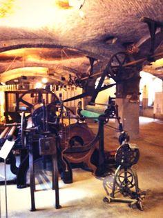 #fabbrica della ruota #Pray Biellese: fascinating technology  and 150 years of textile industry #architecture. #biella