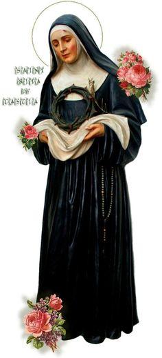 St.Rita pray for us