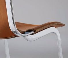 Set of Eight Dining Chairs for Cidue Italy  | From a unique collection of antique and modern chairs at https://www.1stdibs.com/furniture/seating/chairs/