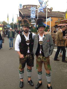 Sonntag auf der Wiesn. Bavaria, Germany