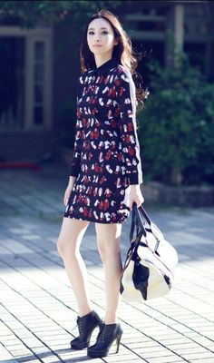 Pace yourself Pace Wu, you are fast becoming China's next top fashionista!
