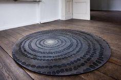 Ruckstuhl designer carpets - night sky area rugs