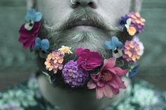 Idk who you are, if you let me put flowers in your beard, you are infinitely more attractive.