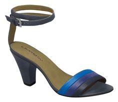 tendências em cores [sapatos]  Marca: Cristófoli  Foto fornecida pela assessoria de imprensa da marca.