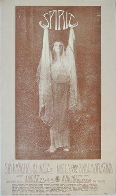 Spirit (of Isadora Duncan)