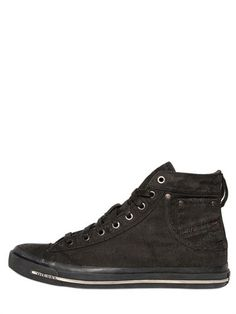 8e4507da6f8 Comme des Garcons Shirt Erik Schedin Line Sneakers Black