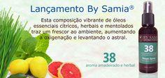 Esta composição vibrante de óleos essenciais cítricos, herbais e mentolados traz um frescor ao ambiente, aumentando a oxigenação e levantando o astral . Com Hortelã Brasil, Grapefruit e Lemongrass.