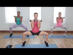 45-Minute Full-Body Toning Workout