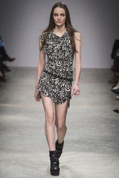 Isabel Marant, f/w 2013 2014, Paris Fashion Week
