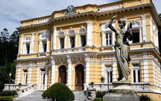 Palácio Rio Negro - Petrópolis