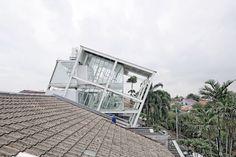 LTID Blog: House Tour: Slanted House, Indonesia