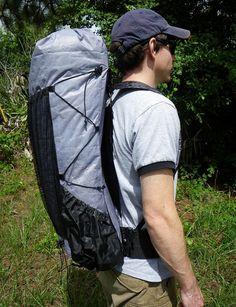 ZPacks.com Ultralight Backpacking Gear - Arc Blast Cuben Fiber Backpack