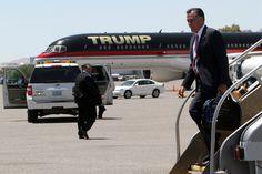 mitt romney's bus tour manassas va   Under the Mountain Bunker